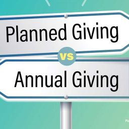 Annual Giving vs. Planned Giving
