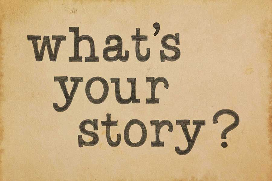What is your story? Donor stories motivate others to give and generate second-time gifts.