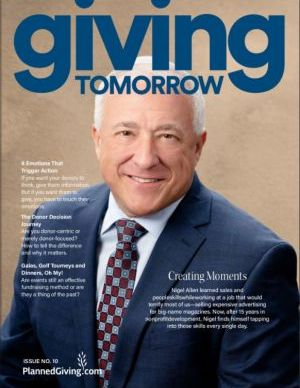 Giving Tomorrow Issue 10 2019