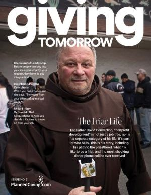 Giving Tomorrow Issue 7 2019