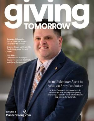 Giving Tomorrow Issue 8 2019