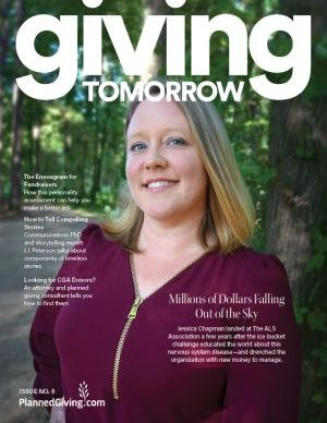 Giving Tomorrow Issue 9 2019