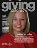 Giving Tomorrow Issue 21 Lynn Malzone Ierardi Cover Image