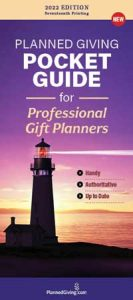 Planned Giving Pocket Guide - Fundraisers Version