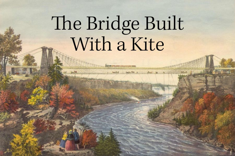 The Bridge Built With a Kite