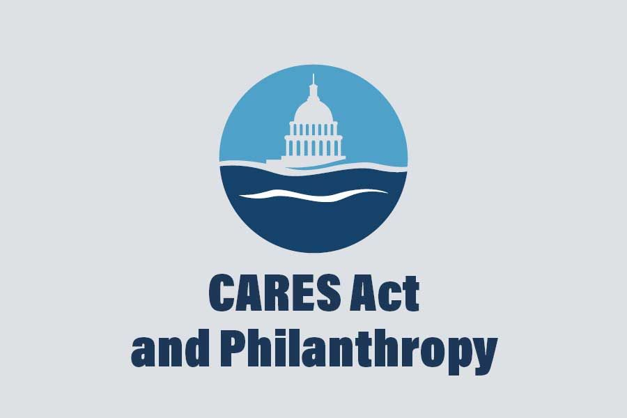 Cares Act And Philanthropy
