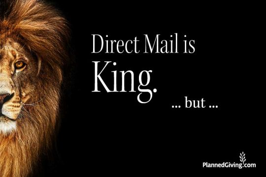 Direct Mail Is King