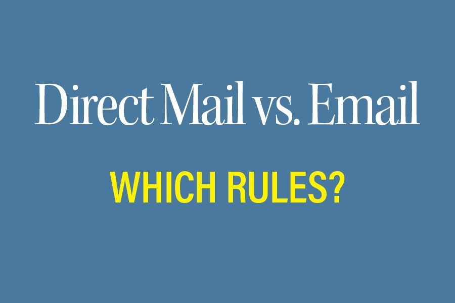 Directmail Vs Email