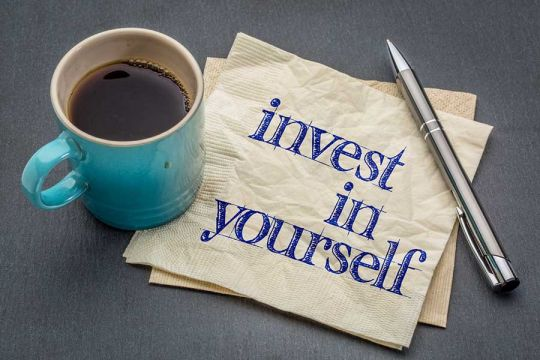 Invest in yourself on a daily basis. Surveys show a planned giving career is more rewarding.