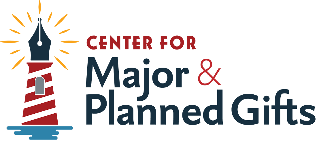 Logo - Center for Major and Planned Gifts