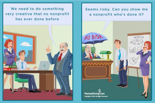 Nonprofit Risk Averse