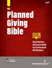 Planned Giving Bible Professional Gift Planners 232x300.