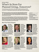 Special Report: The Future of Planned Giving