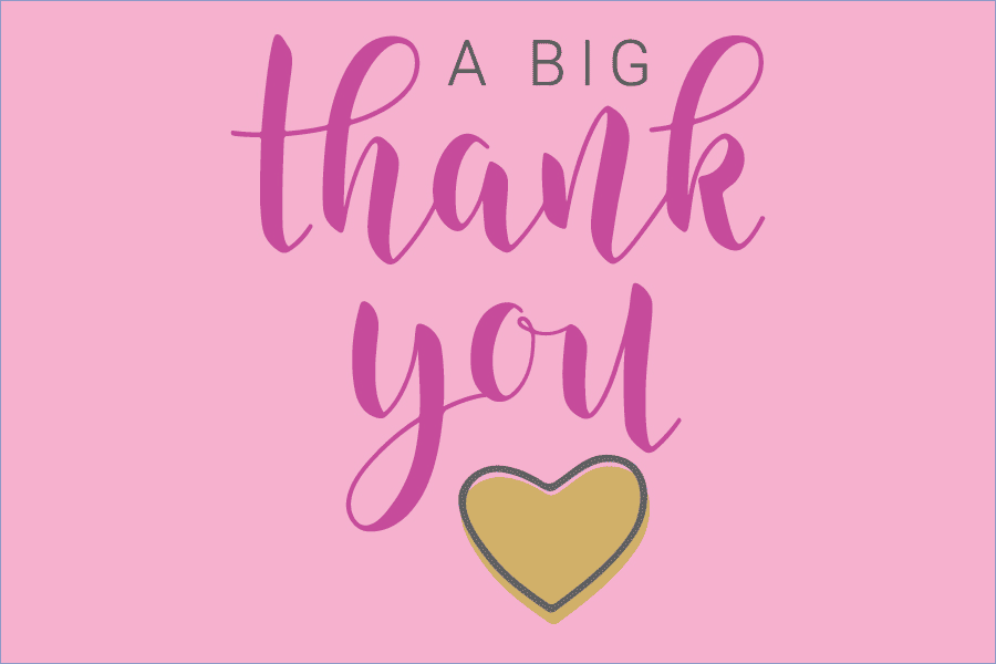 Thank Your Donors Today