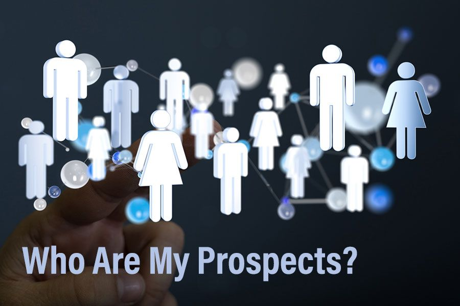 People Representing Donors and Prospects