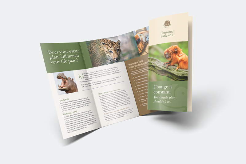planned giving brochures practical tools for everyday use